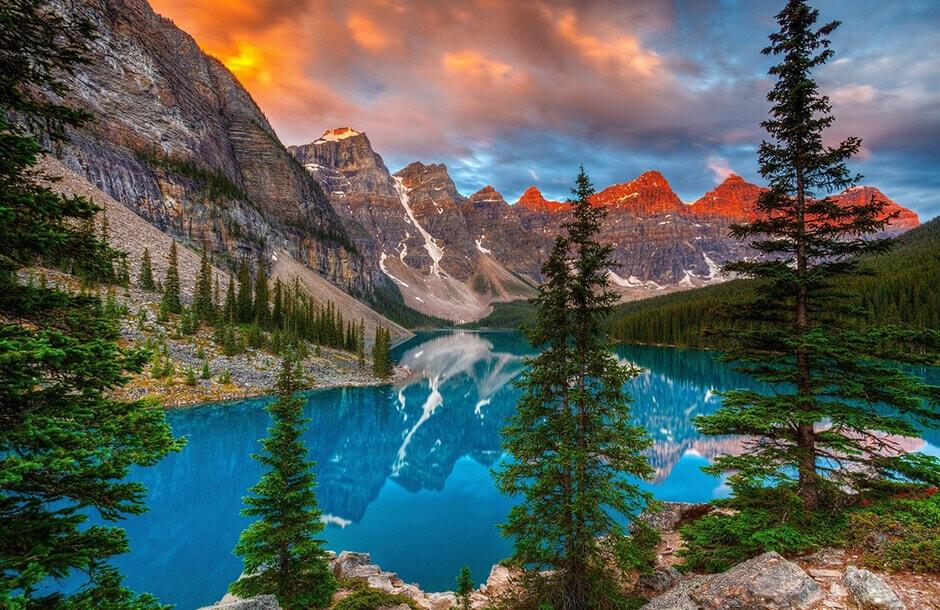 Kanadas vilda natur