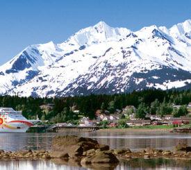 Alaskas vackra värld