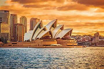 Sydney - Ledig dag