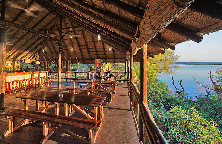 Chobe Safari Lodge