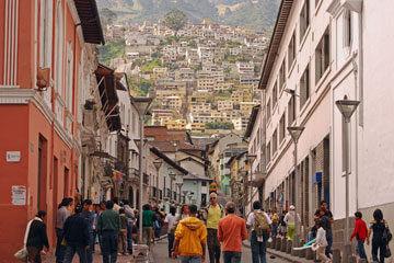 Avresa mot Ecuador