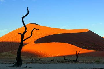 Windhoek - Sossusvleis sanddynor