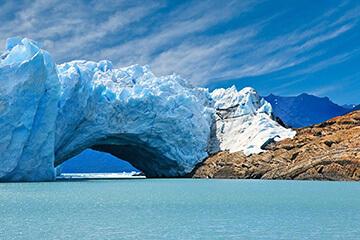 Södra Patagonien – Perito Moreno