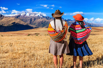 Cusco – Titicacasjön