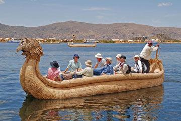 Titicacasjön – Lima