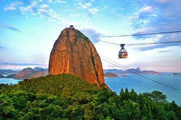 Rio de Janeiro - Sockertoppen