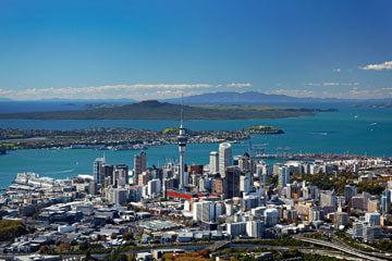 Auckland - Stadsrundtur