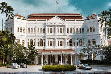 Singapore – Stadsrundtur