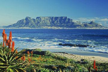 Ankomst Sydafrika – Välkomna till Kapstaden