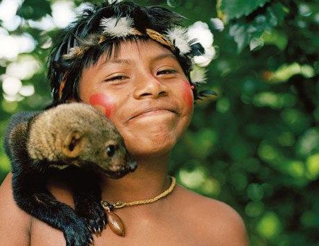 Amazonas ursprungsbefolkning