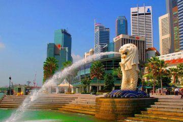 Singapore stadsrundtur