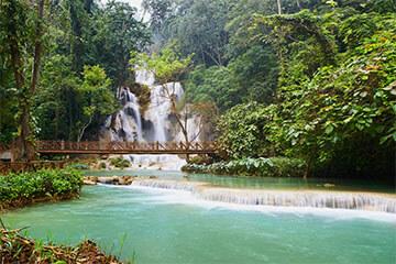 Ankomst till Luang Prabang