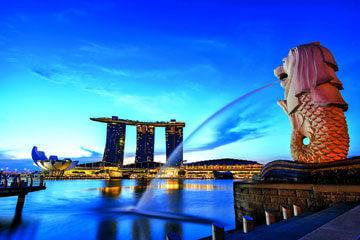Ledig dag i Singapore