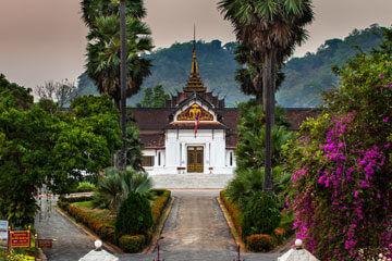 Rundtur Luang Prabang
