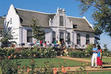 Kapstaden - Stellenbosch - Montagu