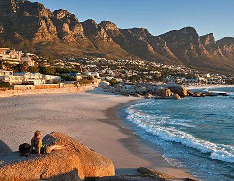 Dag 5: Avresa Kapstaden