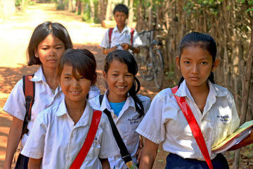 Angkor Wat - Spitler School