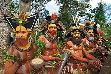 Resor Till Papua Nya Guinea Med Svensk Guide Thabela Travel