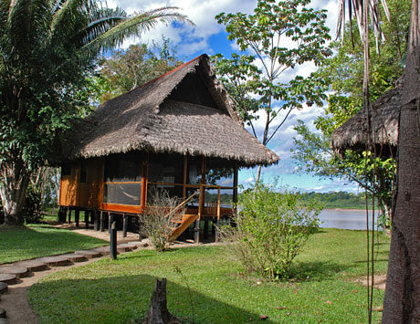 Inkaterra Reserva Amazonica (eco lodge)