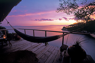 Mumbo Island i Malawisjön
