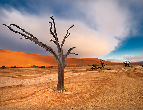 Ett av Afrikas vackraste länder, Namibia