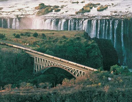 Pretoria till Victoriafallen