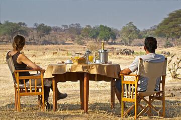 Safari i Ruaha viltreservat