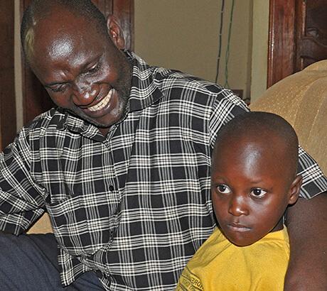 Thabela Travel stödjer ett barnhem i Uganda