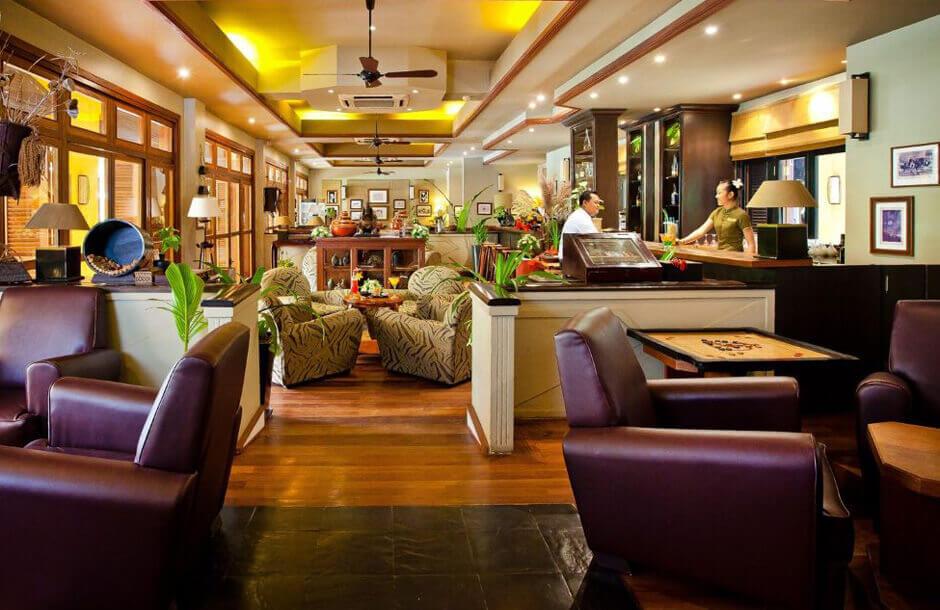 Victoria Angkor Resort and Spa Hotel