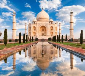 Indien, Sri Lanka och Maldiverna