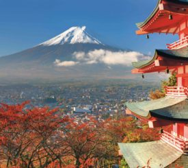 Japan och Kina