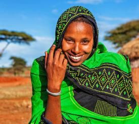 Hälsningar från Etiopien