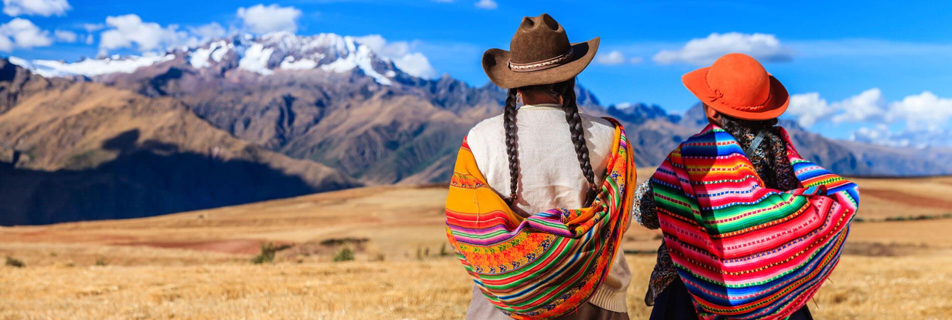 Resa Till Ecuador Galapagos Peru Med Svensk Guide