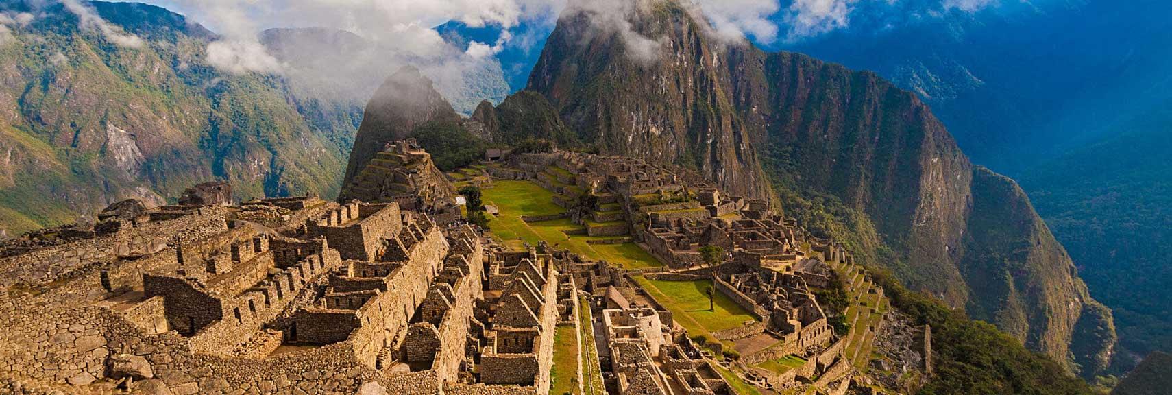 Resor till Sydamerika med svensk guide. Rundresa till Peru, Chile, Argentina och Brasilien. Besök Machu Picchu, Buenos Aires och Rio de Janeiro.