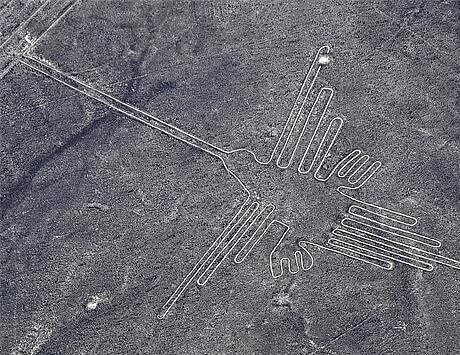 Flyg över Nazcalinjerna