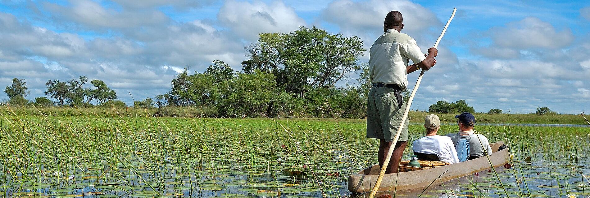 Botswana campingsafari