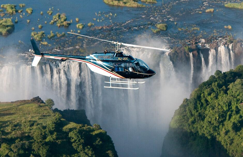 Flyg helikopter