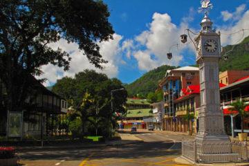 Seychellerna – Mahé
