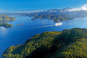 Fiordland - fantastisk natur med rikt djurliv