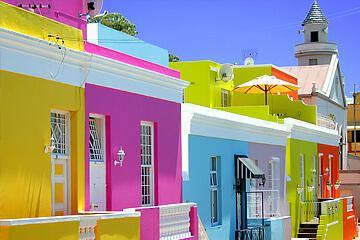 Statsrundtur i Kapstaden och studiebesök