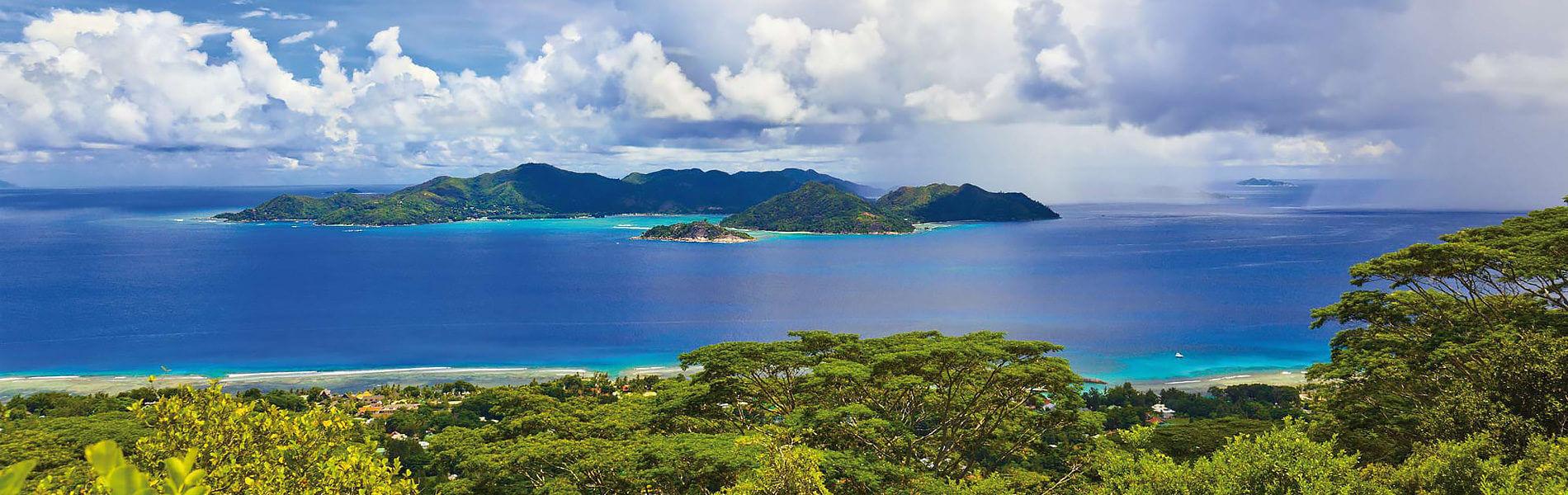 Seychellerna Island Hopping