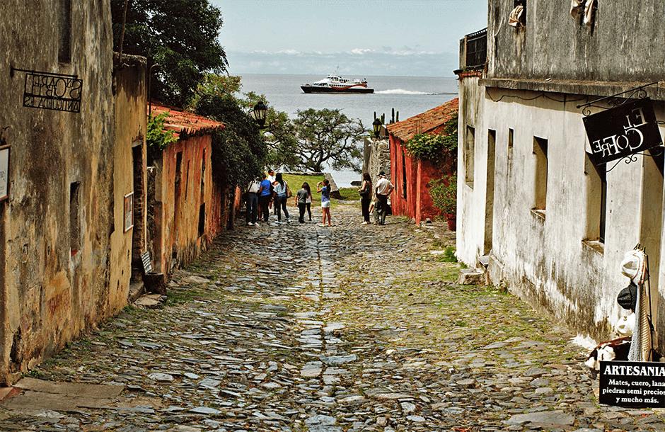 La Colonia i Uruguay