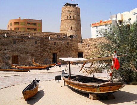 Dag 3: Avresa Dubai