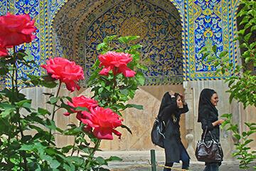 Esfahan och Shiraz