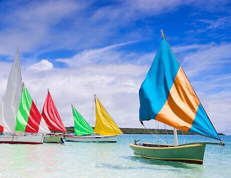 Dag 6: Avresa Mauritius