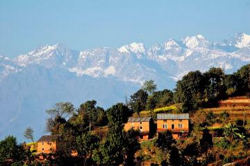 Pashupatinath  - Nagarkot