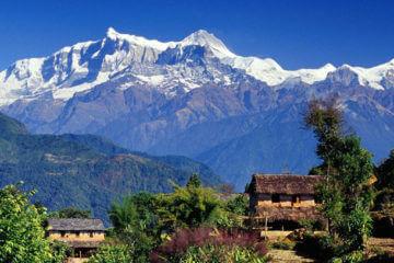 Nagarkot - Katmandu - Avresa