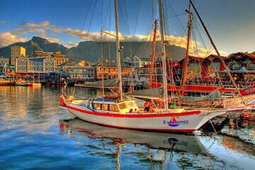 Kapstaden – Ledig dag