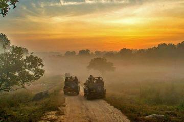 Khajuraho - Bandhavgarh