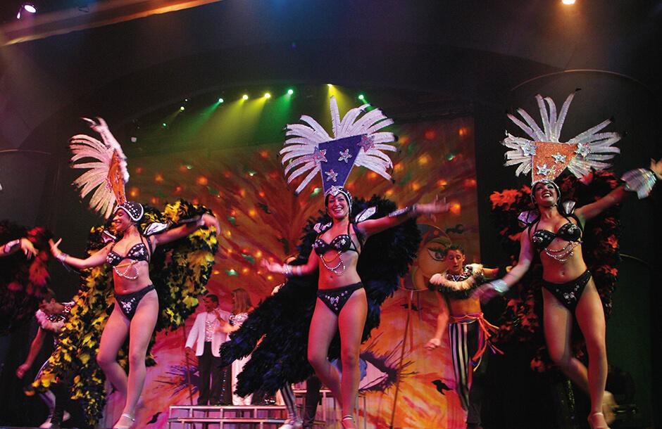 Costa Victoria karneval